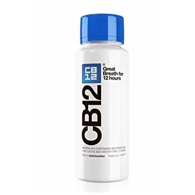 ENJUAGUE CUIDADO BUCAL CB12 500 ML (ALIENTO)
