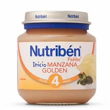 POTITO MANZANA GOLDEN NUTRIBEN INICIO 120 G