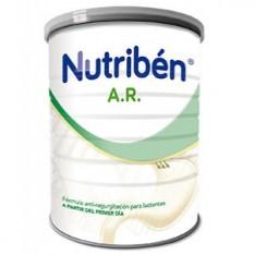 LECHE ANTIRREGURGITACION LACTANTES NUTRIBEN AR 800 G