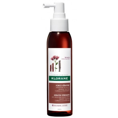 KLORANE CONCENTRADO ANTICAIDA FORCE KERATINE 125 ML