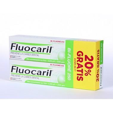 DUPLO PASTA DENTAL FLUOCARIL BI-FLUORE 125 ML 2 UDS