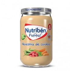 POTITO MENESTRA DE CORDERO NUTRIBEN GRANDOTE 235 G