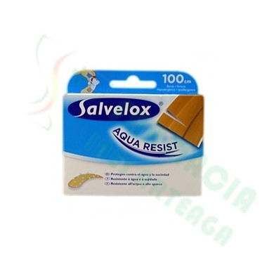 SALVELOX APOSITO ADHESIVO PLAST 1 X 6 CM