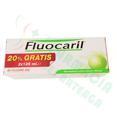 FLUOCARIL BI-FLUORE 250 125 ML