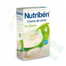 NUTRIBEN CREMA DE ARROZ 300 G