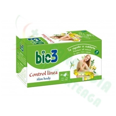 BIE3 SLIM BODY INFUSION 1.5 G 25 FILTROS