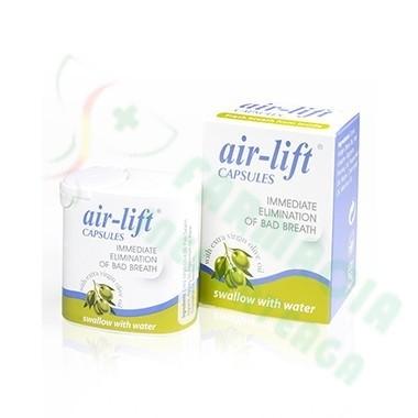 AIR-LIFT CAPSULAS